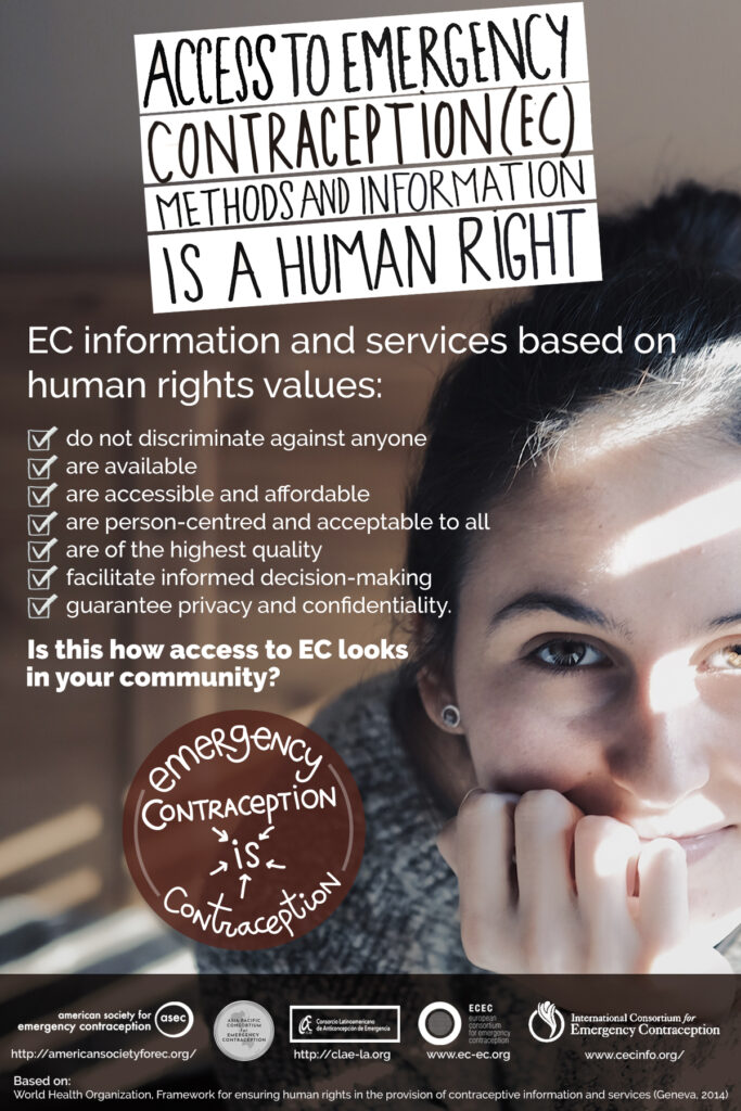 Access to EC is a HHRR